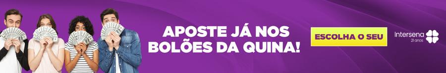 Bolões online Intersena da Quina