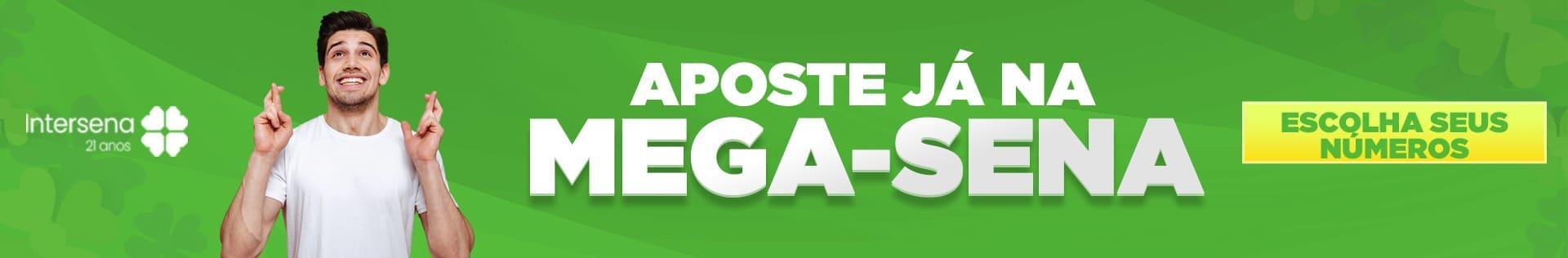 Aposte na Mega sena Online