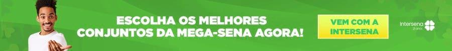 Aposte na Mega-Sena online com a Intersena