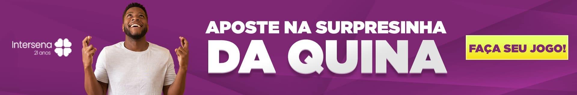 Aposte Online na Quina