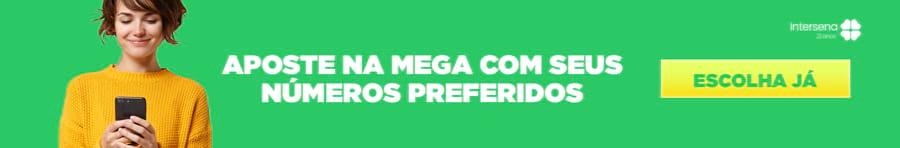 Aposte online com a Intersena na Mega Sena