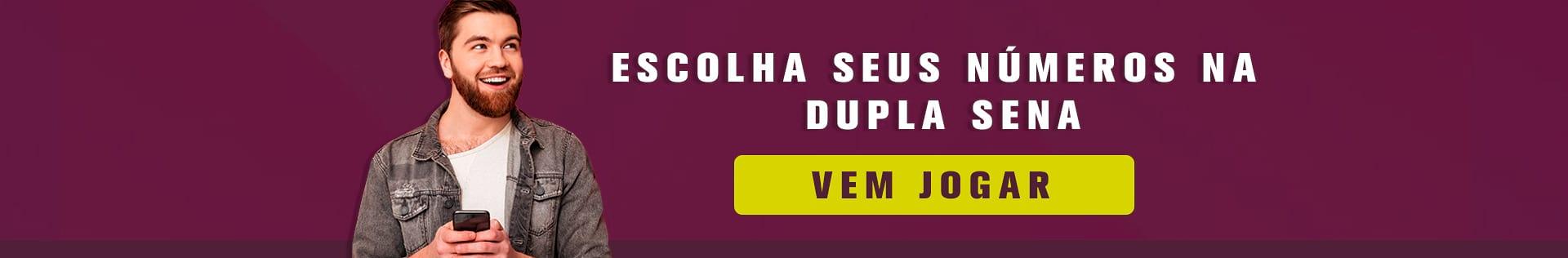 Aposte na Dupla Sena Online