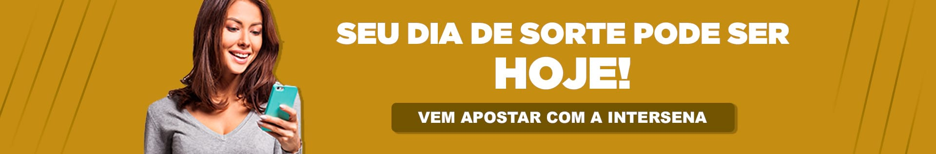 Aposte Online no Dia de Sorte com a Intersena