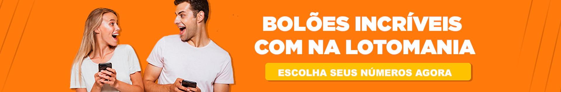 Aposte Online nos Bolões da Lotomania