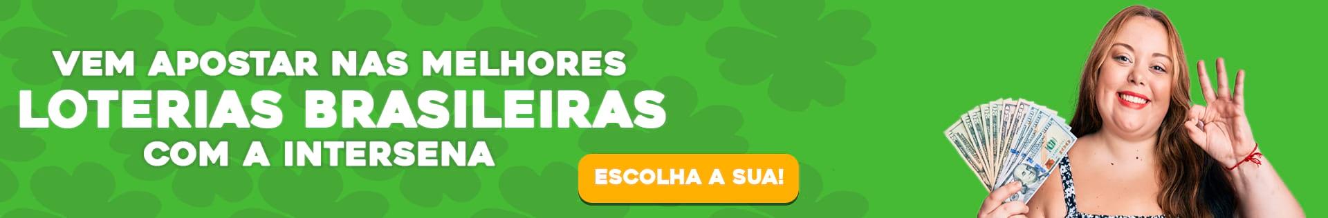 Aposte nas Loterias Brasileiras