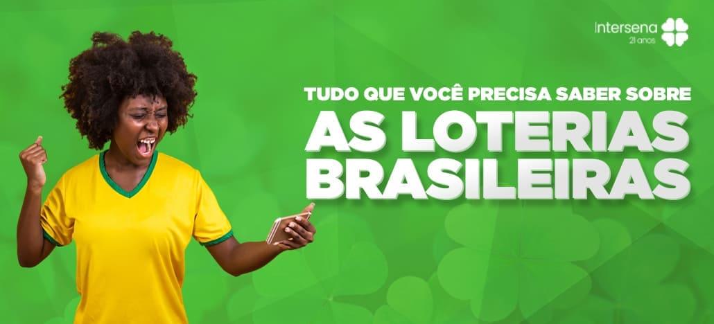 Aposte nas Loterias Brasileiras Online