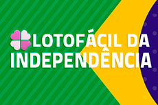 Lotofácil da Independência 2016