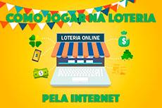 Como jogar na Loteria online