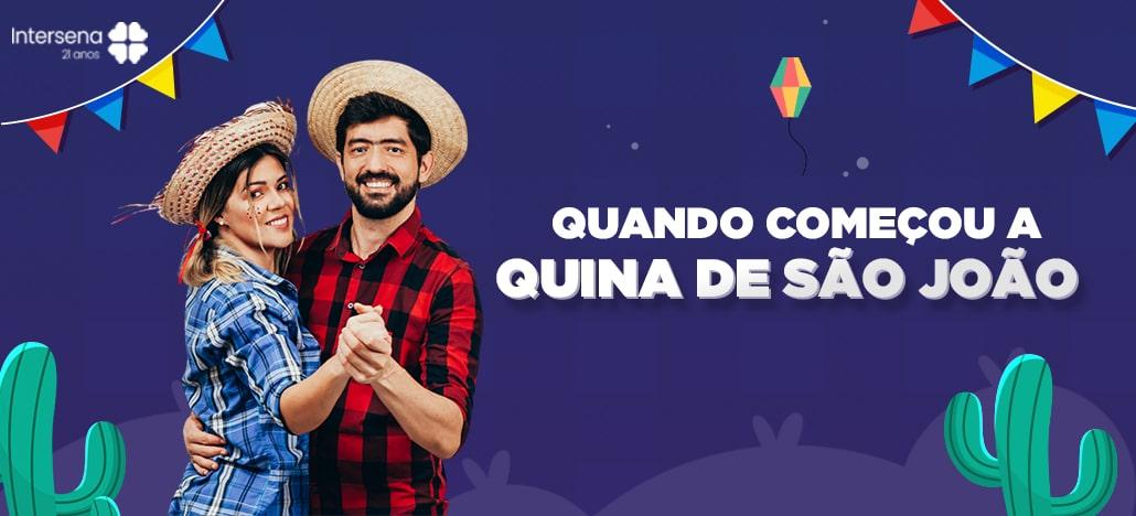 Quando começou a Quina de São João (2021) Intersena