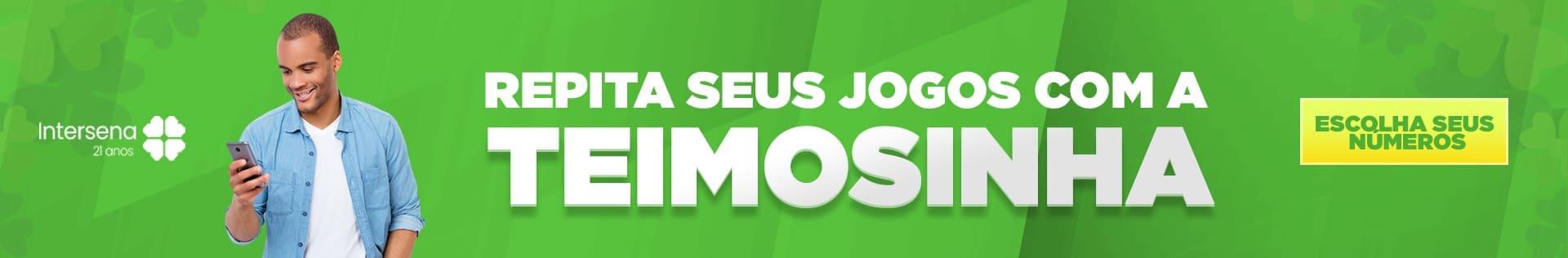 Teimosinha da Mega Sena online