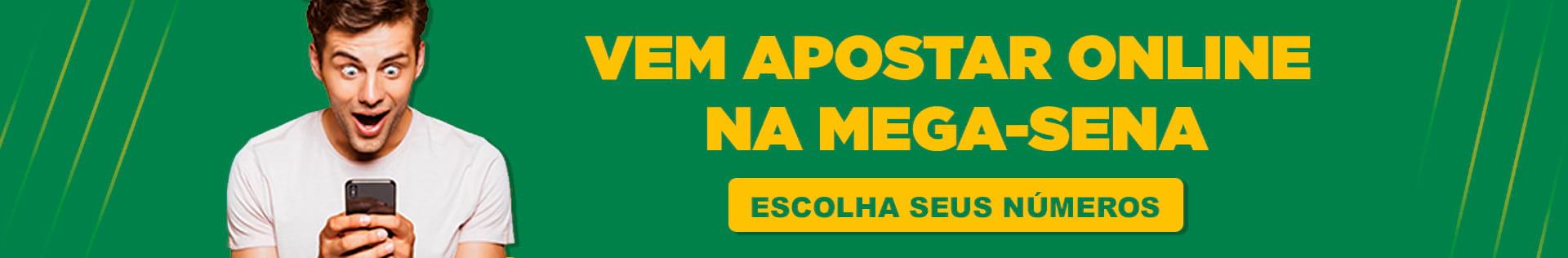 Aposte Online na Mega-Sena com a Intersena